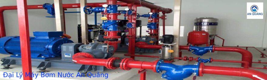 hệ thống bơm pccc - máy bơm nước công suất cao