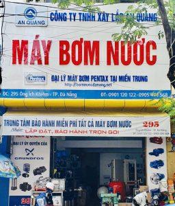 Công ty máy bơm nước An Quảng đà nẵng