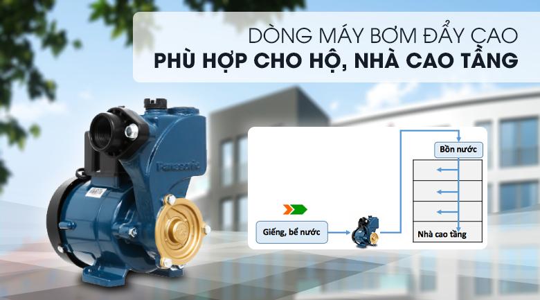 cách chọn máy bơm nước đẩy cao cho nhà cao tầng