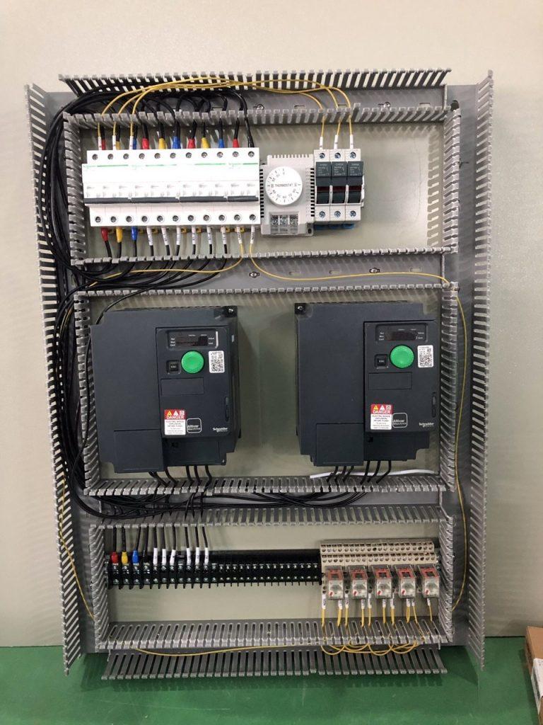 Tủ điện điều khiển máy bơm nước thủy lợi