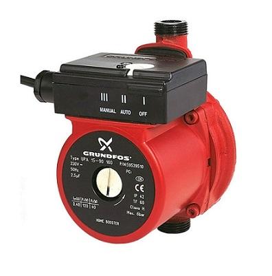 Máy bơm nước tăng áp điện tử Grundfos UPA 120 AUTO
