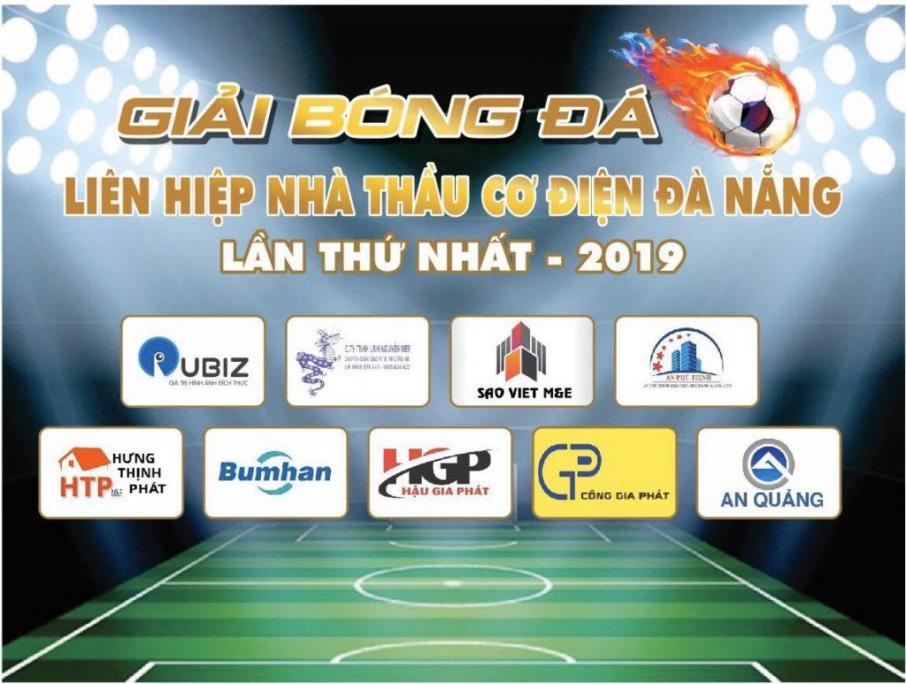 Giải bóng đá liên hiệp các nhà thầu cơ điện Đà Nẵng