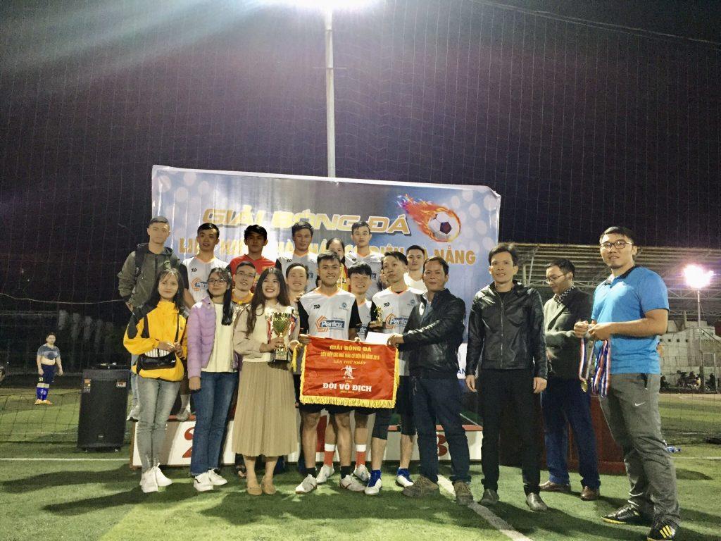Giải vô địch - giải bóng đá liên hiệp các nhà thầu cơ điện Đà Nẵng