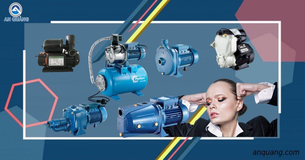 Các yếu tố để chọn mua máy bơm nước gia đình