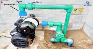 Hướng dẫn lắp đặt máy bơm nước gia đình