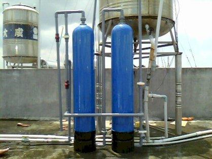 Hình ảnh nước giếng khoan bị nhiễm phèn
