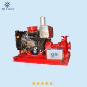 Máy bơm PCCC Pentax động cơ Diesel Huyndai CA80-250A/D4BB