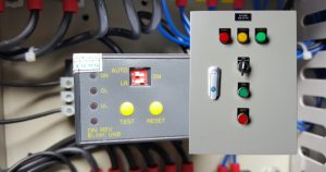 Phụ kiện máy bơm nước - Tủ điện điều khiển máy bơm