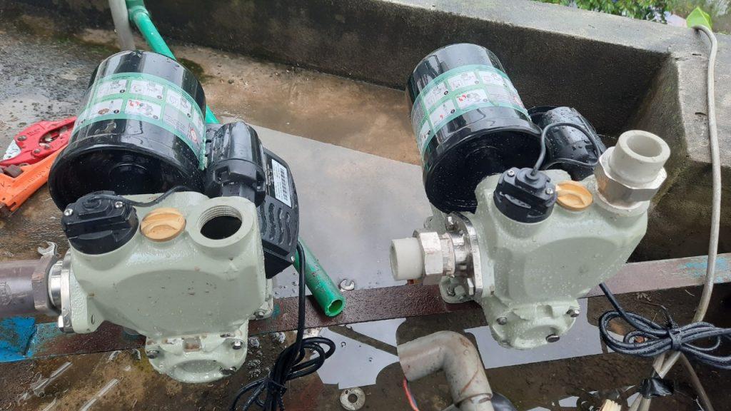 Hướng dẫn lắp đặt máy bơm tăng áp tự đông Rheken JLM 60-200A